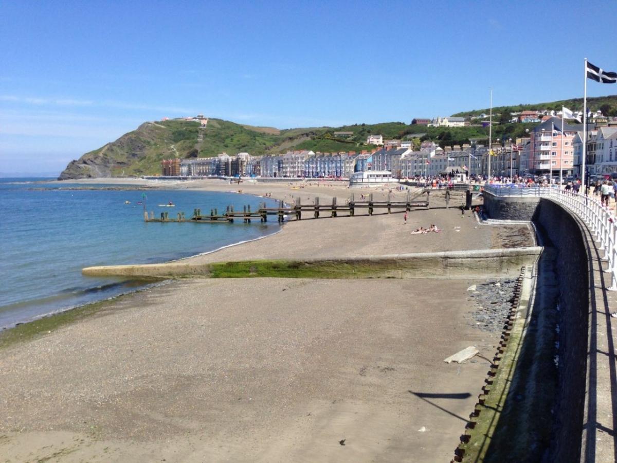 Aberystwyth-sea-front