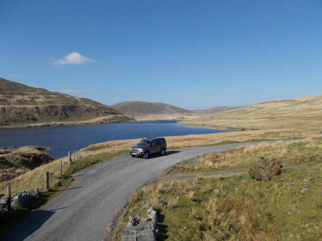 Cambrian Safaris in the Ceredigion uplands