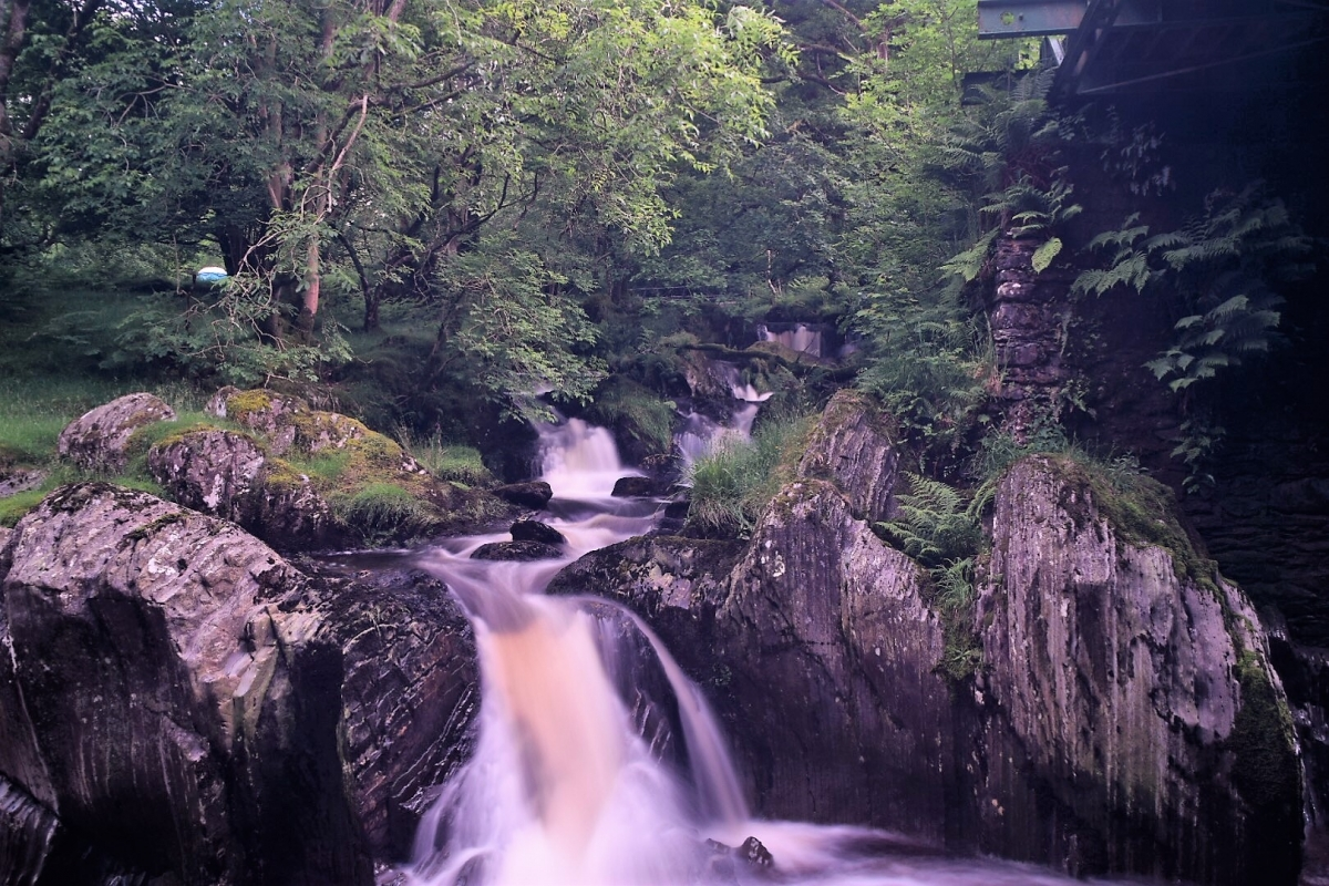 Devils Bridge Falls rarely disappoint
