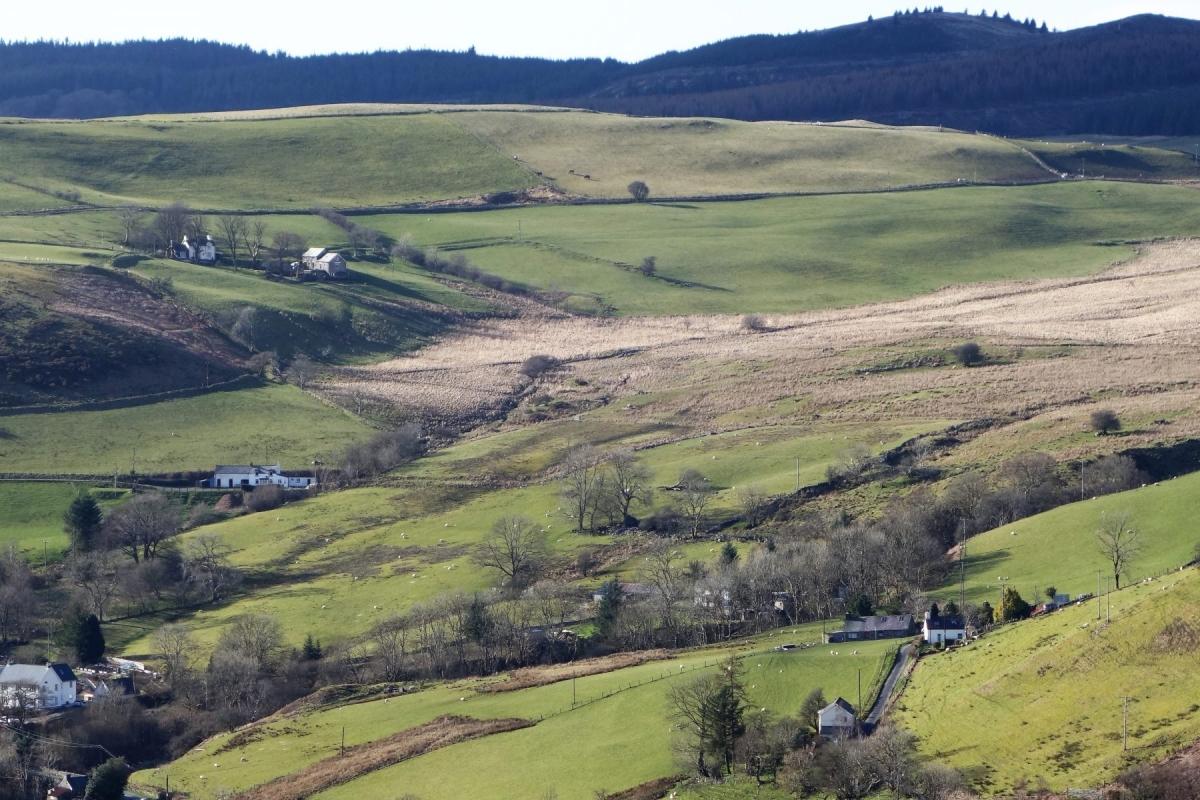Upper-Cwmystwyth