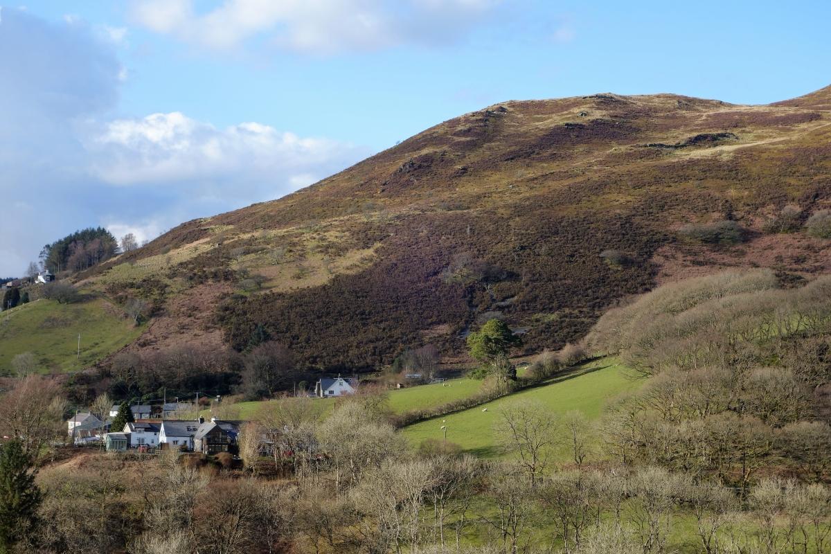 Upper Cwmystwyth
