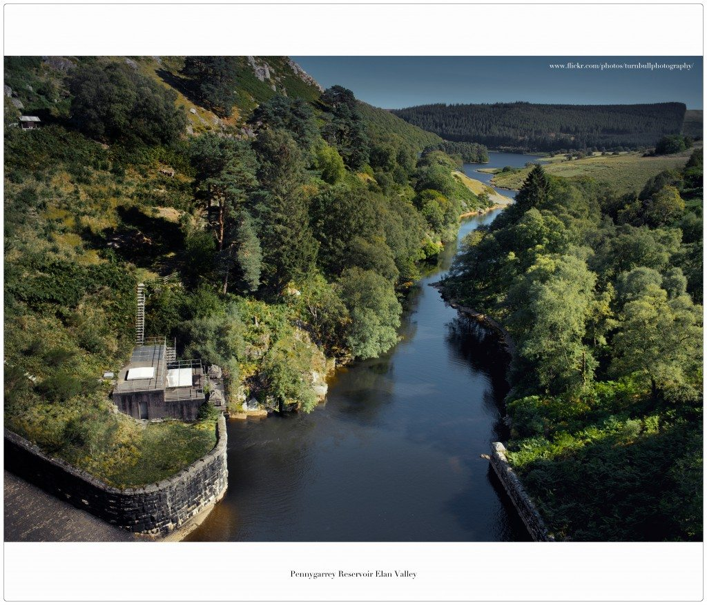The glory of Elan Valley
