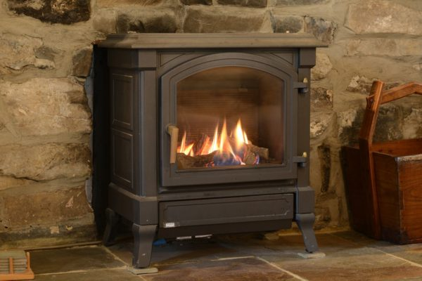 Penroc stove keeps you cosy even in mid-winter