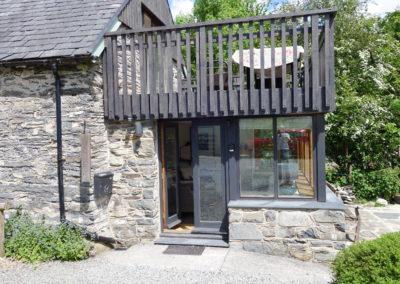 Penroc entrance