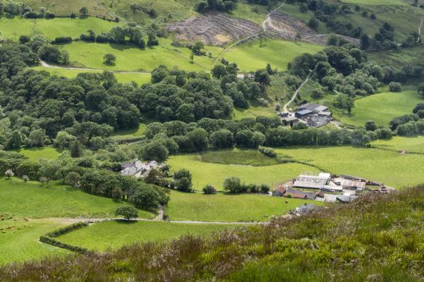 Welsh Hideaways on left side