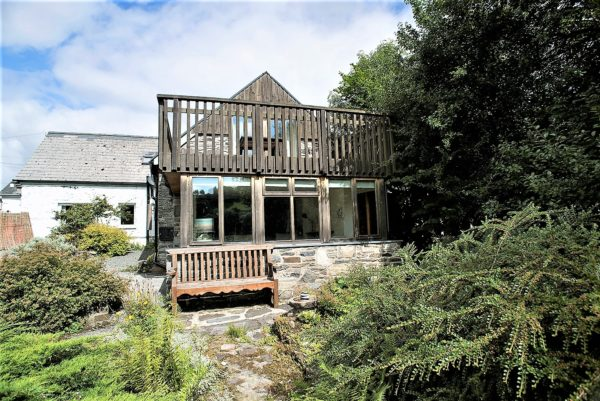External view of Penroc Holiday Cottage