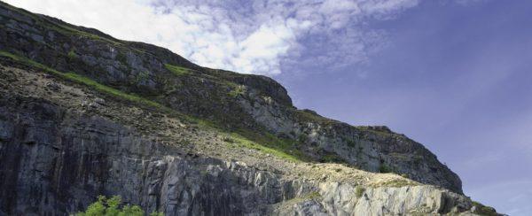 Elan Valley Reservoir Wales